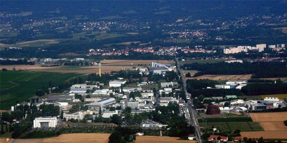 GIGANTISK: Den europeiske organisasjon for kjernefysisk forskning (CERN) i Sveits er et omfattende forskningsprosjekt.