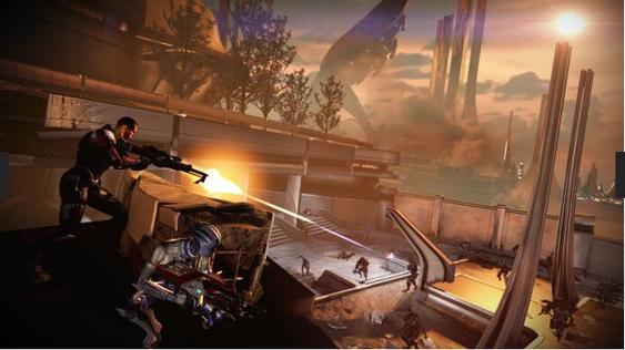 Mass Effect-serien ble hyllet for sin dyptpløyende historie, men ble kritisert for sin ujevne slutt.