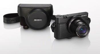 Sony RX100 Sikker vinner