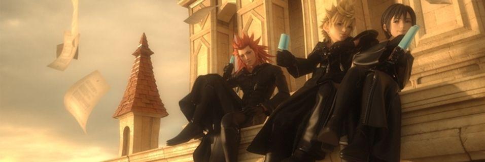 Dream Drop Distance direkte knyttet til Kingdom Hearts 3