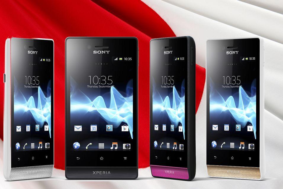 Sony Mobile flytter fra Sverige