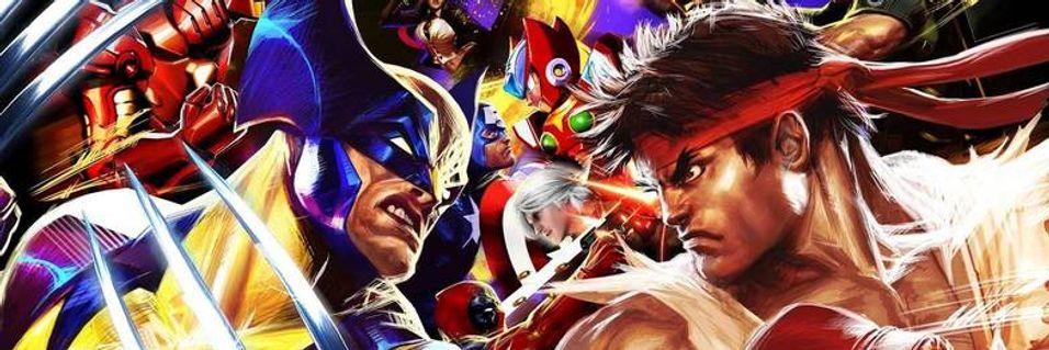 Marvel vs. Capcom Origins kommer til høsten
