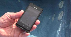 Sjekk hvem som vant en Sony Xperia go