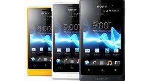 Vinn din egen Sony Xperia go