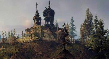 Dunkle landskap i STALKER 2-gjengens nye spill