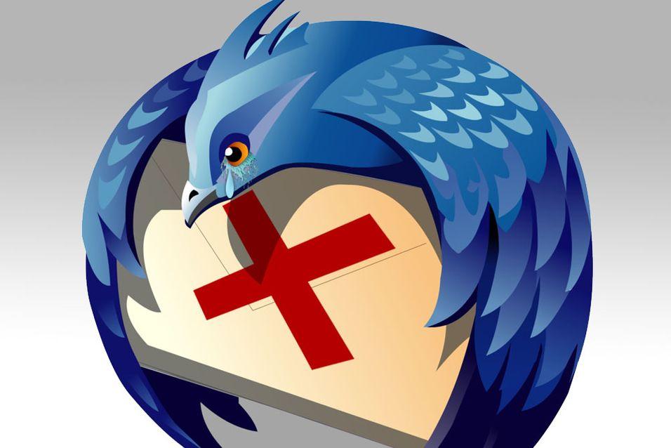 Mozilla sier de ikke vil bruke ressurser på å innovere Thunderbird.