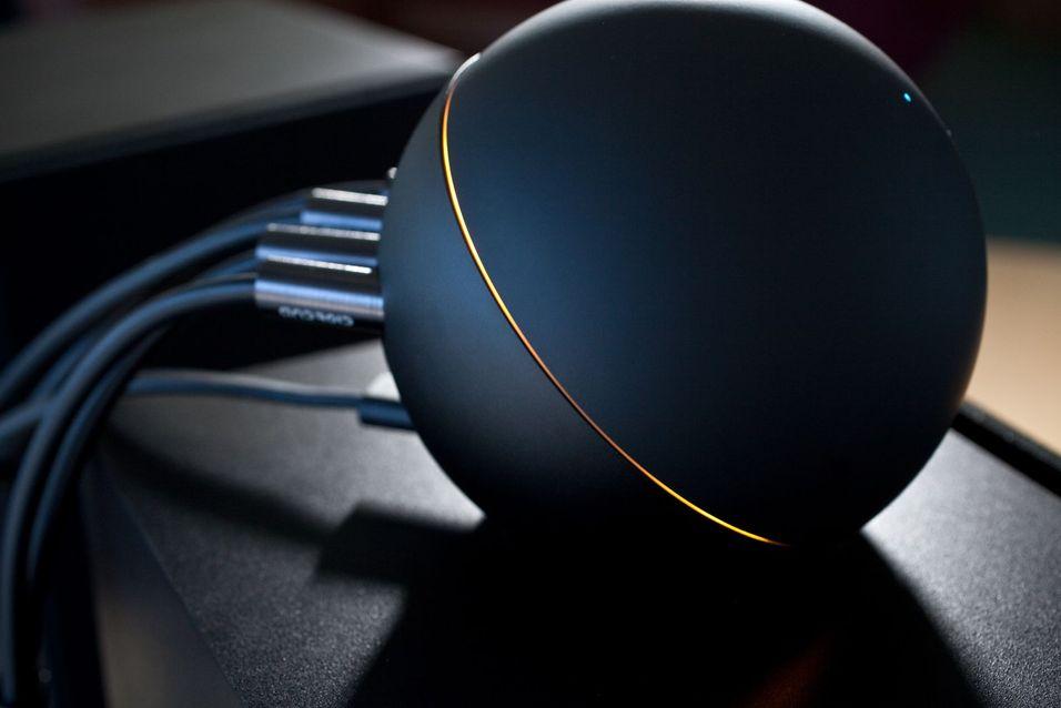 Nå kan duspille Angry Birds på Google-ballen