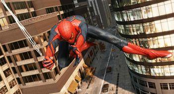 Test: The Amazing Spider-Man