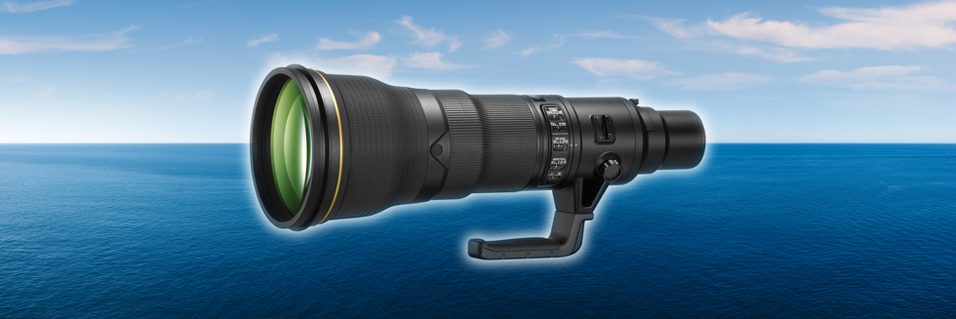 Nikon utvikler supertele