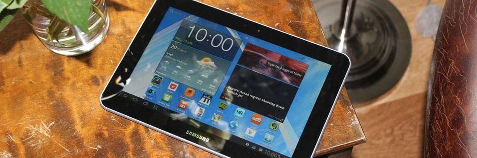 TEST: Samsung Galaxy Tab 8.9 LTE