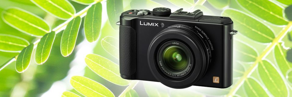 Panasonic annonserer Lumix DMC-LX7