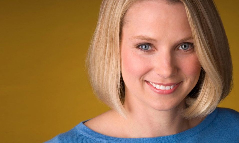 Marissa Mayer, Yahoos nye administrerende direktør.