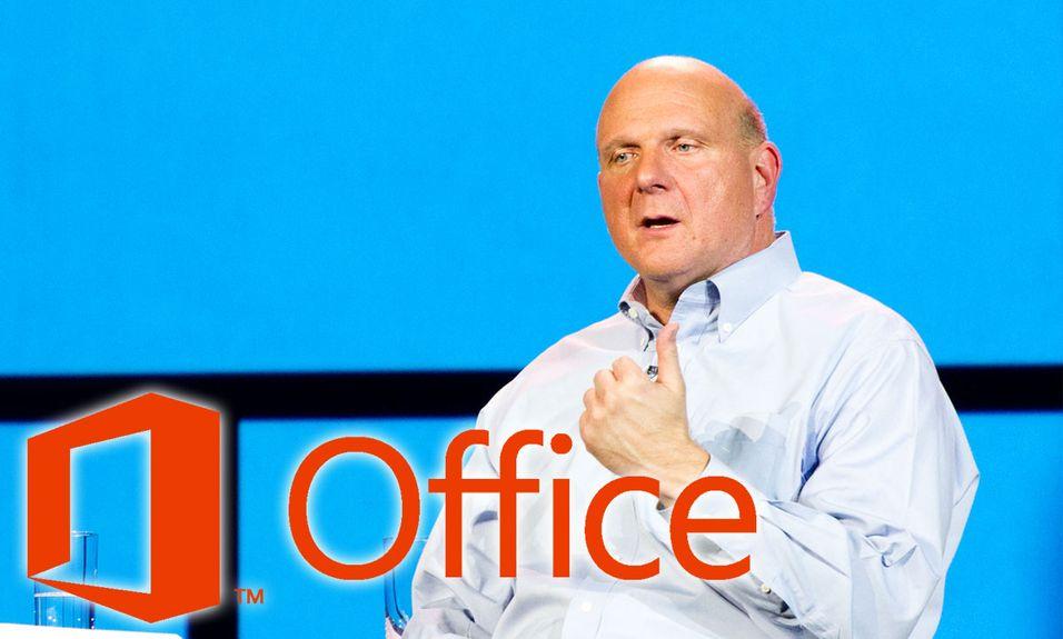 Nye Office er her – prøv det selv