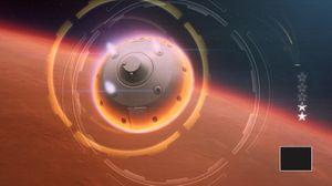 Mars Rover Landing er Kinect-styrt.