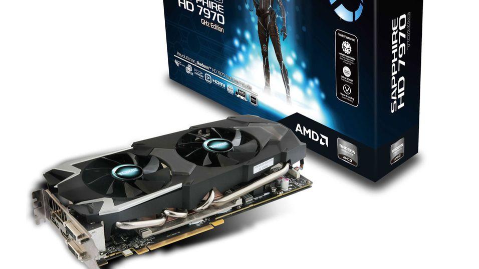 Sapphires nyeste skjermkort, HD 7970 6GB TOXIC Edition
