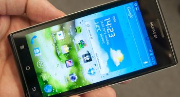 Test: Huawei Ascend P1