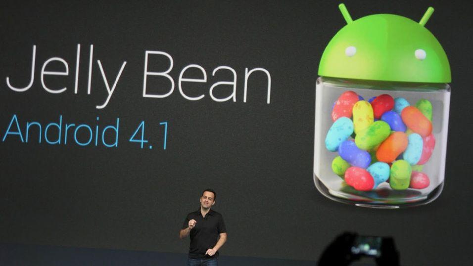 Android 4.1 Jelly Bean har fått nye sikkerhetsfunksjoner som gjør det vanskeligere å benytte sikkerhetshull til å installere skadelig programvare uten at brukeren er klar over det.