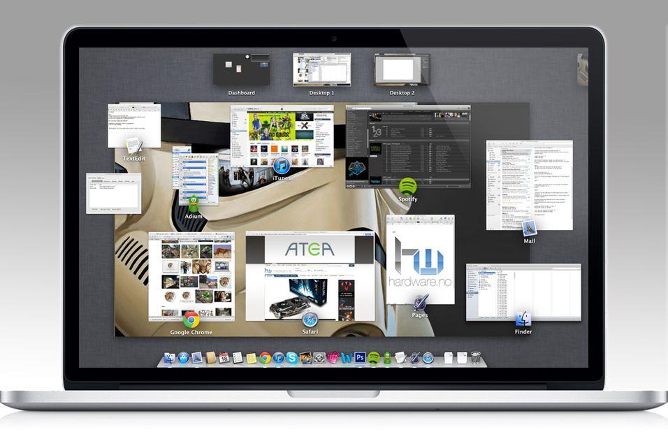 TEST: OS X Mountain Lion