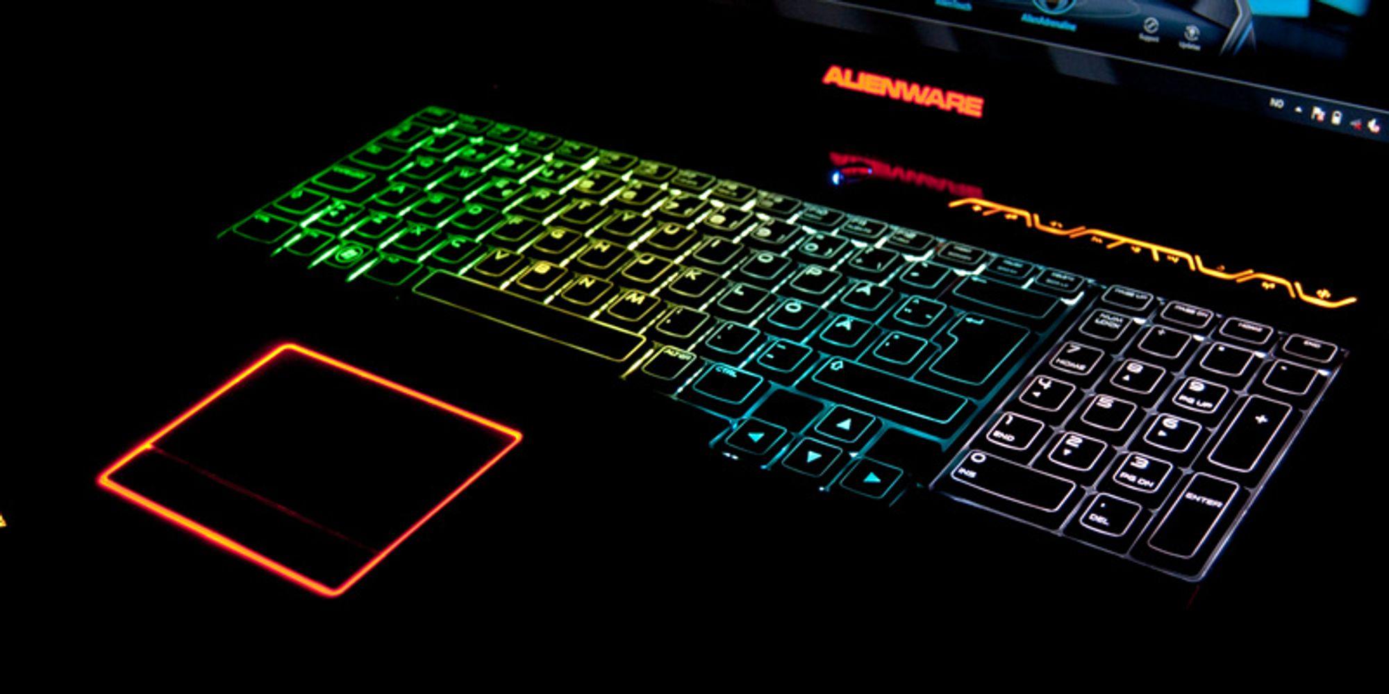 TEST Alienware M17x