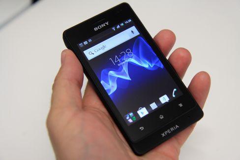 Sony Xperia Go var en av få telefoner vi rakk å stifte bekjentskap med på Novathor-plattformen før ST Ericsson klappet sammen.
