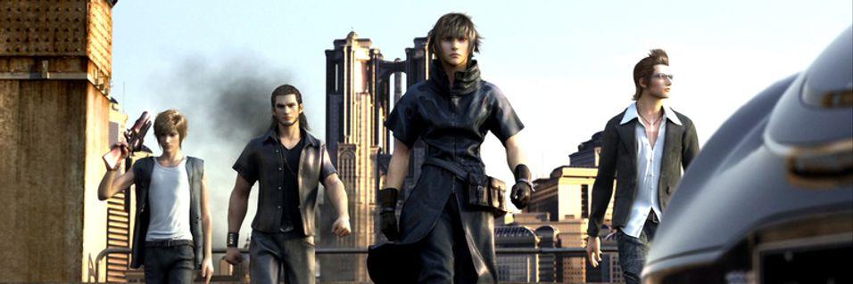 Er Final Fantasy Versus XIII kansellert?