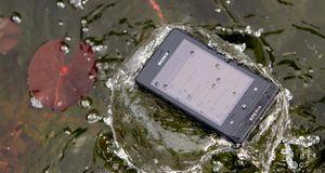 Test: Sony Xperia Go ST27i