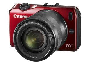 Canon EOS M: Et røverkjøp.