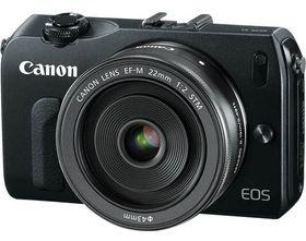 Canon EOS M.