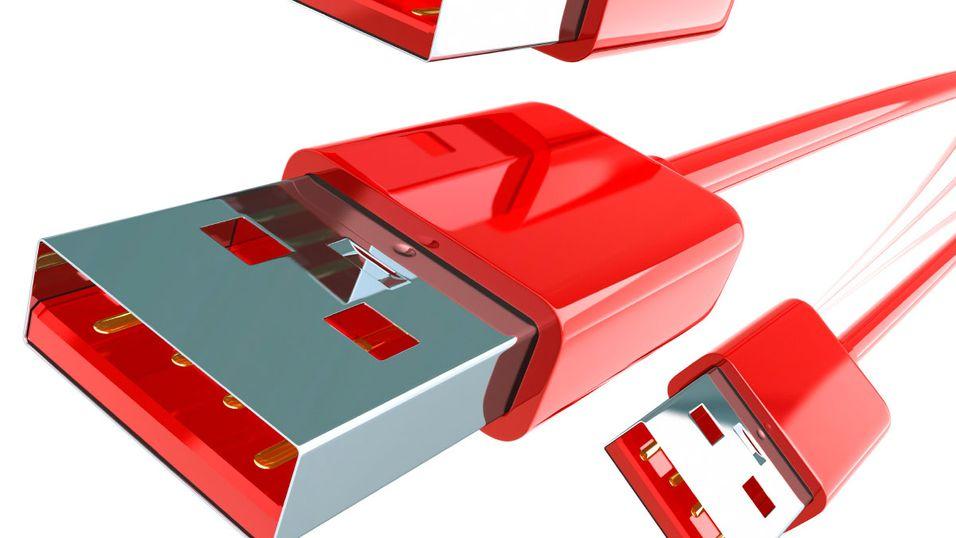 Ny standard gir USB-kontakten bedre strømegenskaper.