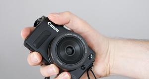 – Samme bildekvalitet som Canon EOS 650D