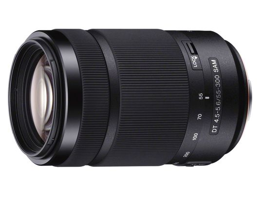 Sony SAL-55300 DT 55-300mm F4.5-5.6 SAM.