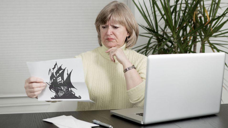 Med en «three-strikes»-lov kan du få to skriftlige advarsler fra nettleverandøren før du blir møtt med sanksjoner.