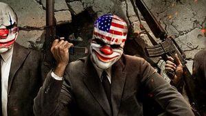 Left 4 Dead og Payday: The Heist blander blod