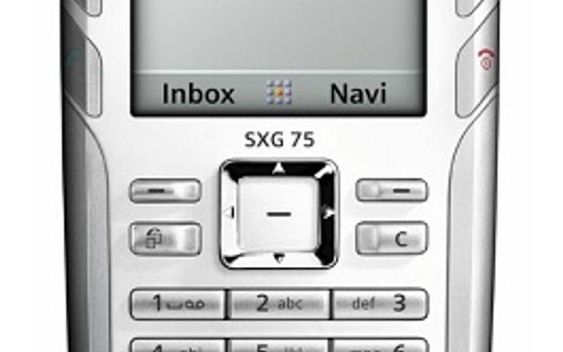 У меня такое работало с телефоном Simens SGX 75 через шнурок без всяких пор