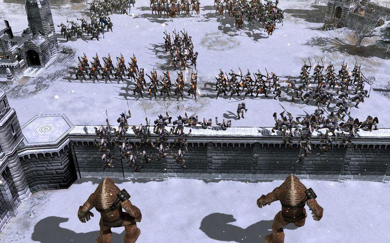Властелин колец: Битва за Средиземье 2 / The Lord of the Rings