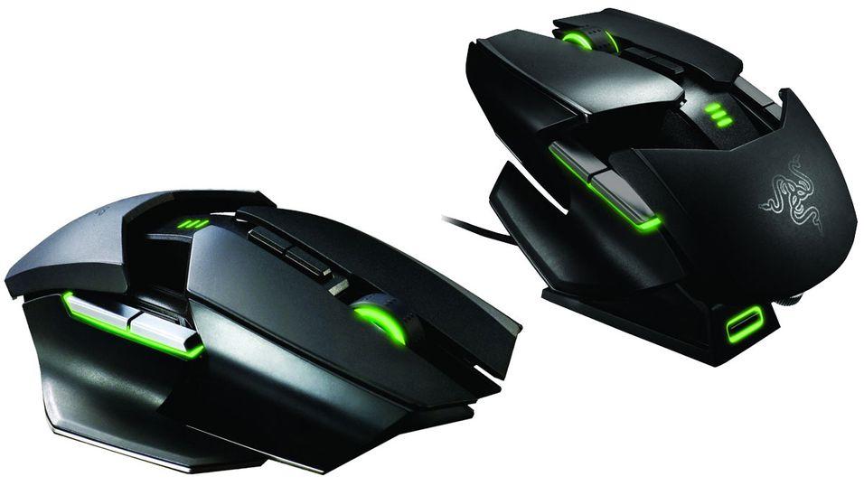 Her er Razers Transformers-mus