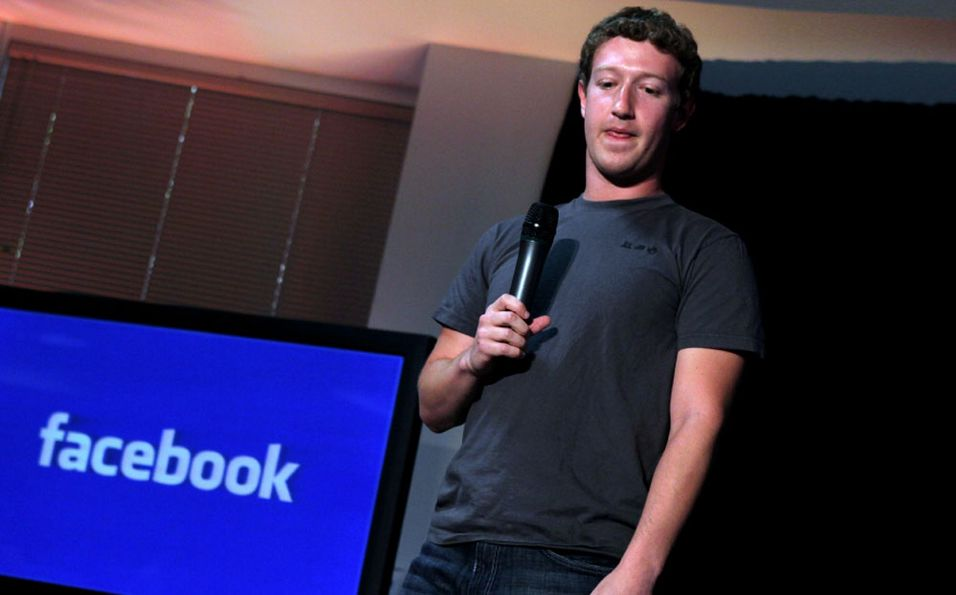 Facebook tapte en milliard kroner