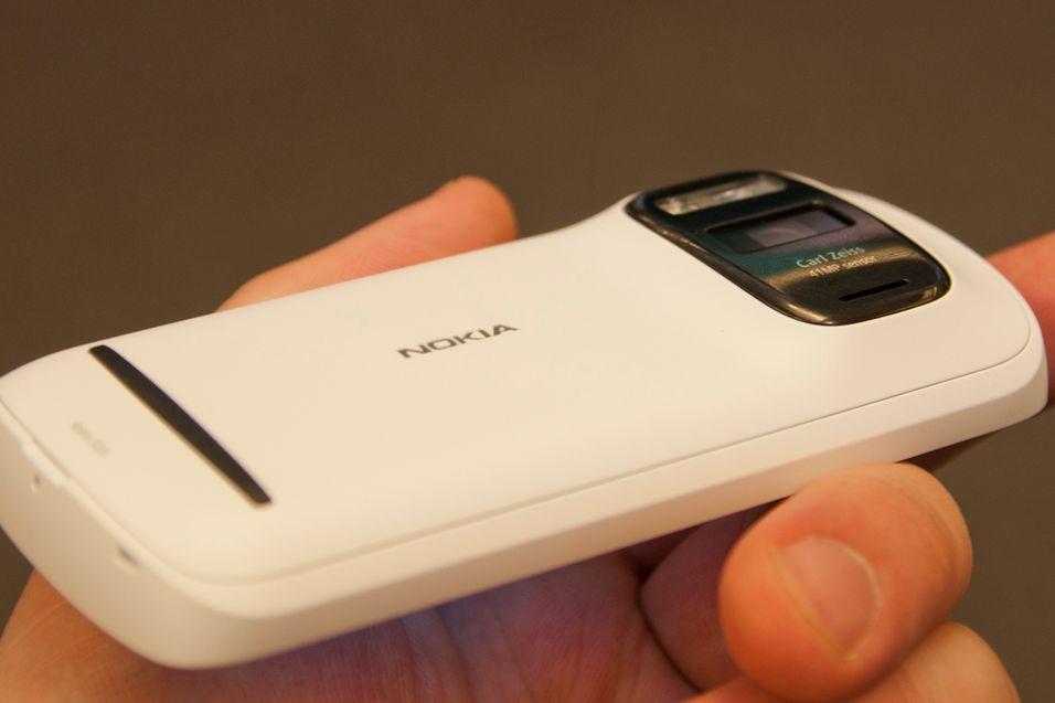 808 PureView ser ut til å bli den siste mobiltelefonen fra Nokia som kjører Symbian.