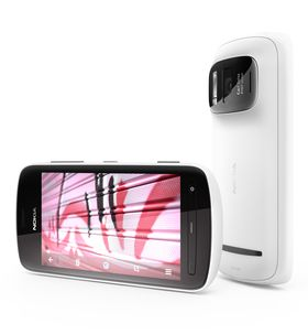 Nokias PureView 808 hadde et ekstremt kamera og en litt merkelig form.