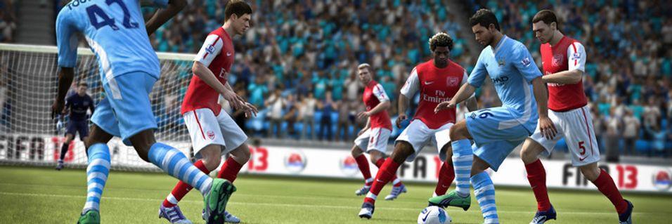 SNIKTITT: Dette er nytt i FIFA 13