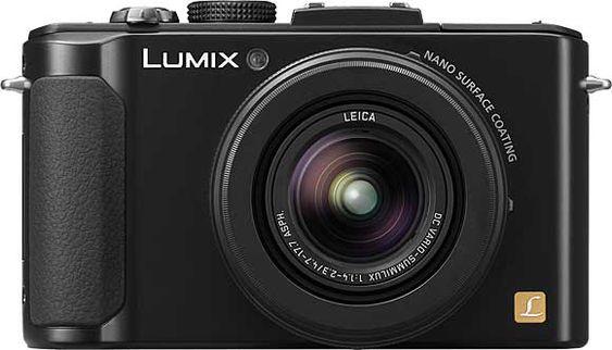 Panasonic Lumix DMC-LX7.