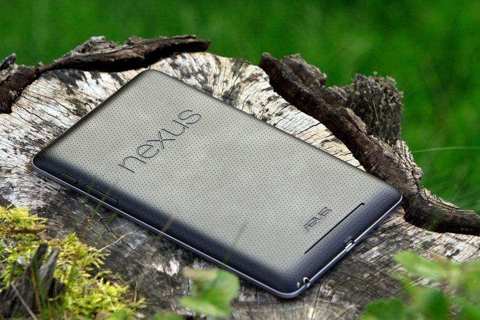 Asus smeller til med Nexus-overskudd