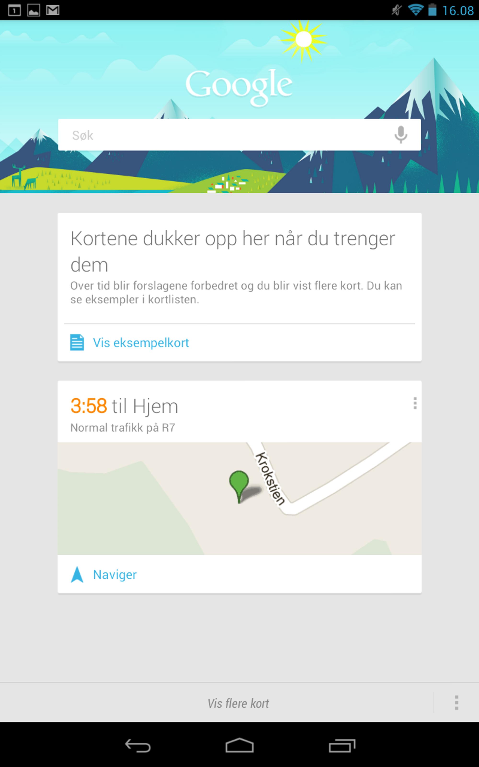 1cd9f46f2 TEST: Google Nexus 7 fra Asus - Teknologi og funksjoner - Tek.no