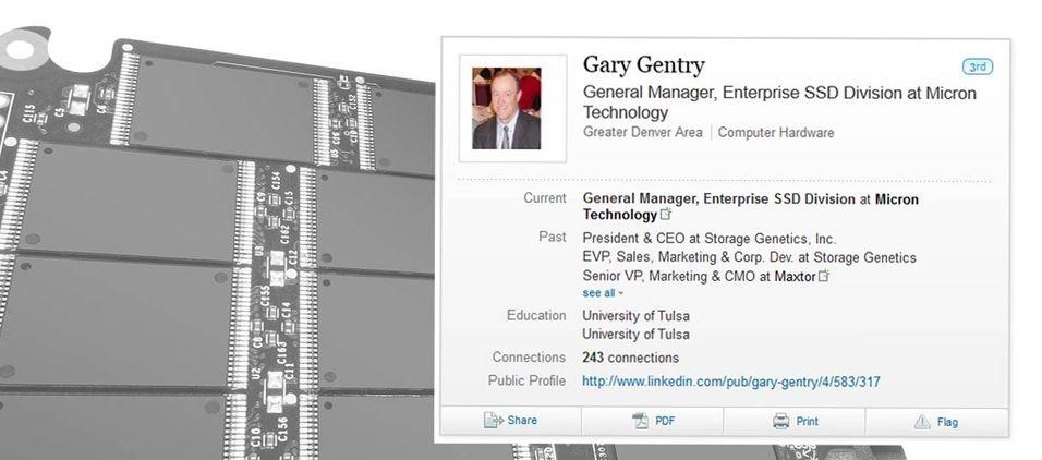 Denne mannen skal lede Seagates SSD-satsning