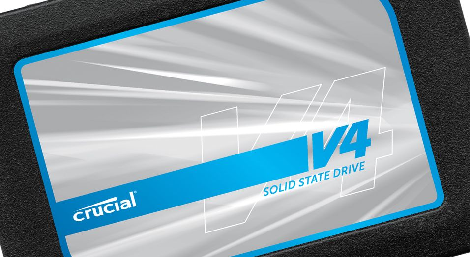 Billigserie med SSD-er fra Crucial