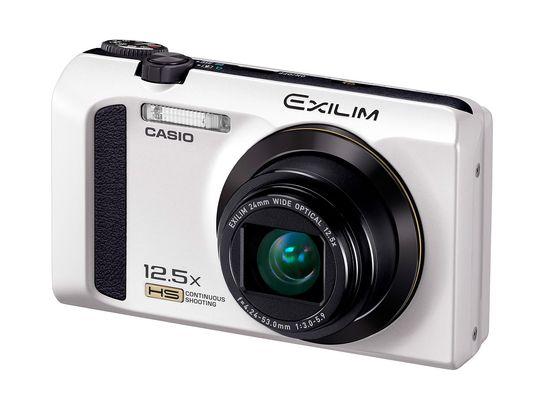 Casio EXilim EX-ZR300.