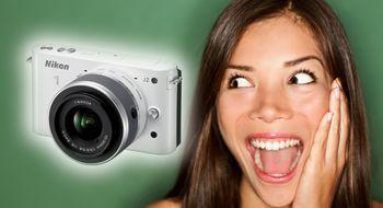 Nikon med nytt kamera i 1-serien