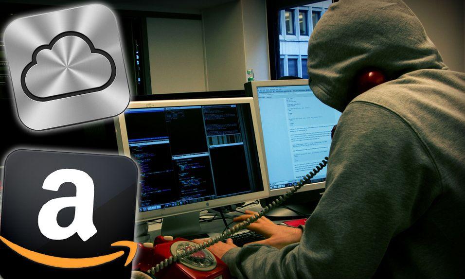 Hackere kan ta over alle Apple-produktene dine