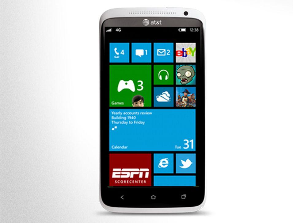 HTCs Windows Phone 8-mobiler avslørt?