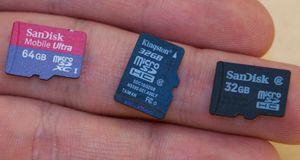 Slik velger du riktig minnekort til mobilen